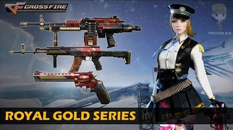CrossFire China Royal Gold Series (Showcase)