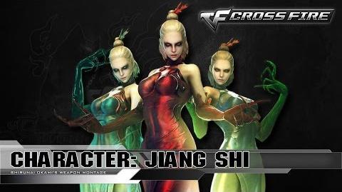 CrossFire Mutants Characters JIANG SHI ☆
