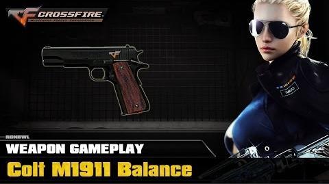 CrossFire VN - Colt M1911 Balance