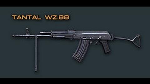 Cross Fire China Tantal Wz