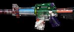 M4A1 Xmas Snow