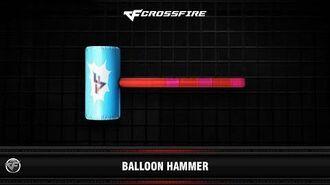 CF Balloon Hammer