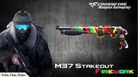 Crossfire Vietnam M37 Stakeout-Firework