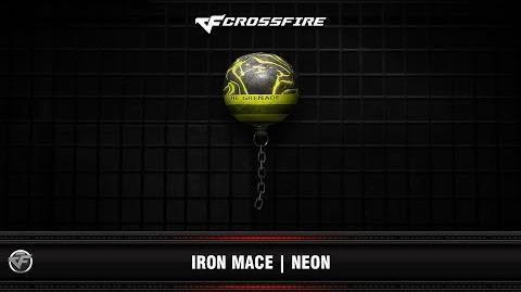 CF Iron Mace Neon