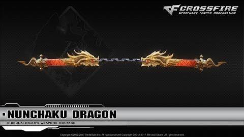 CrossFire China Nunchaku Dragon (Côn Nhị Khúc)-0
