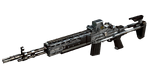 M14 EBR SCOPE CAMO RD2