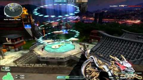 -CrossFire Indonesia- Mysterious Island (Mutation Knight Mode)