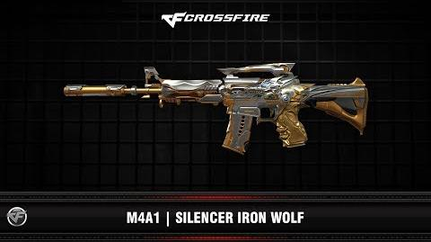 CF M4A1-S Iron Wolf