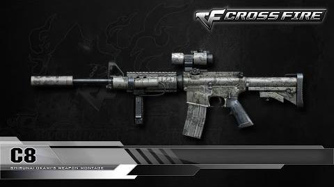CrossFire China C8 ☆