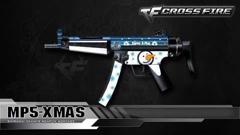 CrossFire China MP5-Xmas ☆