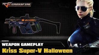 CrossFire VN - Kriss Super-V Halloween
