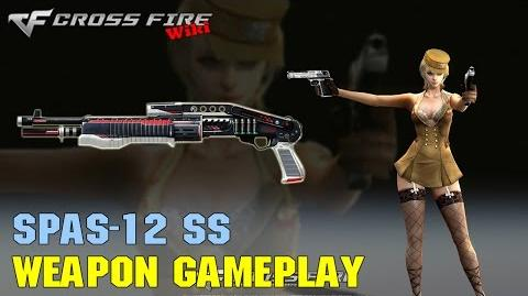 CrossFire - SPAS-12 SS - Weapon Gameplay
