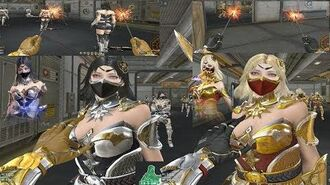 CrossFire China Subject Alpha-Noble Gold (王者-葵-貂蝉) Character Review CF News