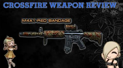 CrossFire Vietnam - M4A1-S-Red Bandage -Review- !