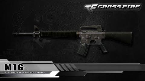 CrossFire Vietnam M16 ☆