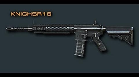Cross Fire VietNam Knight SR-16 Review !-0