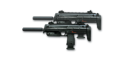 SMG DualMP7A1