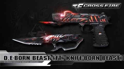CrossFire China D.E-Born Beast (ft