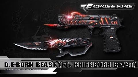 CrossFire China D.E-Born Beast (ft