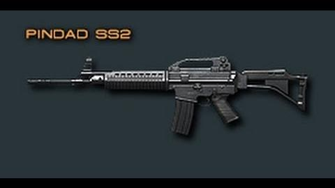 Cross Fire China Pindad SS2 Review !-1