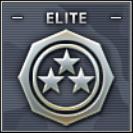 Elite Badge Class A Level 1