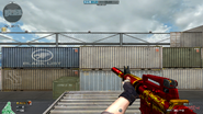 M4A1-S Red Dragon