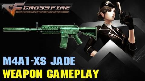 CrossFire VN -M4A1-XS Jade