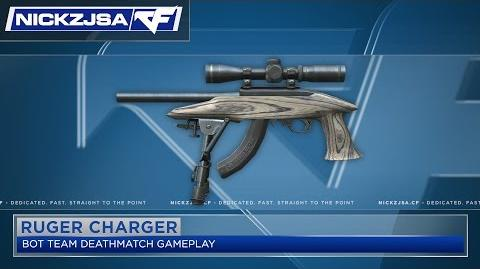 Ruger Charger - CROSSFIRE Russia 2