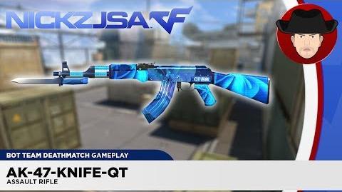 AK-47-Knife-QT CROSSFIRE China 2.0