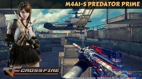 Video - CrossFire Vietnam - M4A1-S Predator Prime