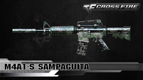 CrossFire Vietnam M4A1-S Sampaguita ☆
