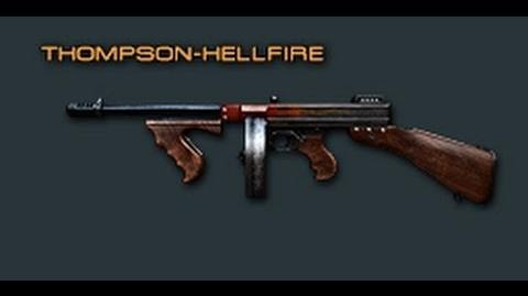Cross Fire China -- Thompson-HellFire -Review-!