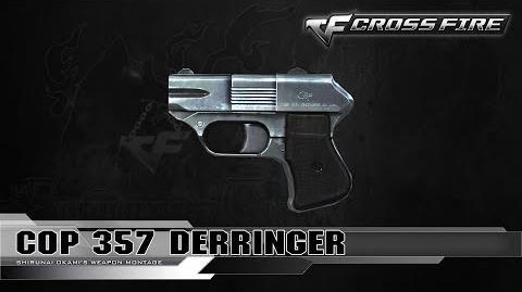 CrossFire Vietnam Cop 357 Derringer ☆