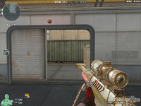 M82A1 BORN BEAST GOLDISH HUD