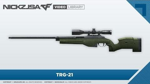 TRG-21 CrossFire 2