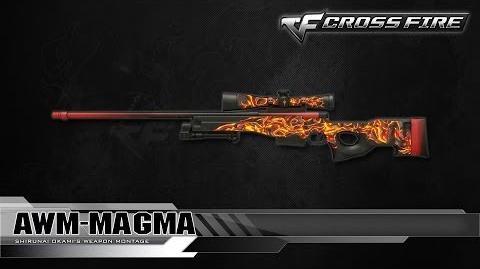 CrossFire Vietnam AWM-Magma ☆