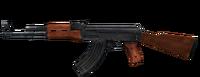 AK-47 Render 2 0