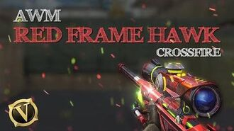 CFQQ AWM-Red Frame Hawk (VIP) Complete version