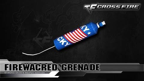 CrossFire North America FC Grenade ☆