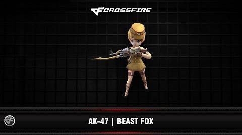 CF AK-47 Beast Fox Hawl