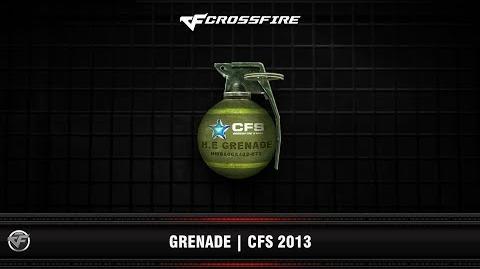 CF Grenade CFS 2013