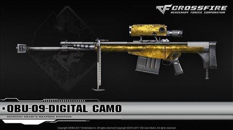 CrossFire China QBU-09-Digital Camo