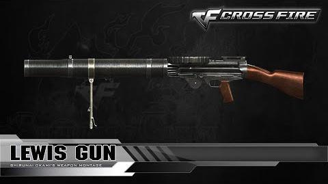 CrossFire Vietnam - Lewis Gun ☆