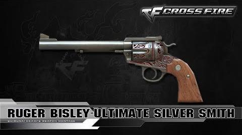 CrossFire Vietnam Ruger Bisley-Ultimate SilverSmith ☆