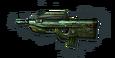 FN F2000-GreenSkull