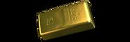 Gold Bar Render