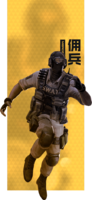 H&S Mercenary