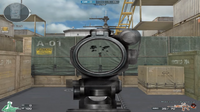 M4A1-CAC red dot sight