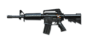 M4A1 10TH WEST