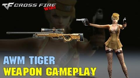 CrossFire - AWM Tiger - Weapon Gameplay